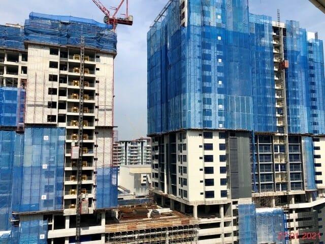 Jan 21' (View 2)